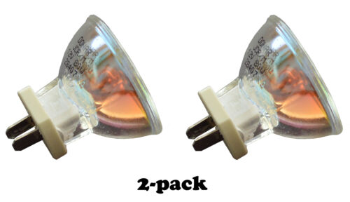 2pcs 12V 80W Replacement Curing Bulb for Demetron 21237 Optilux 380 402 500 501