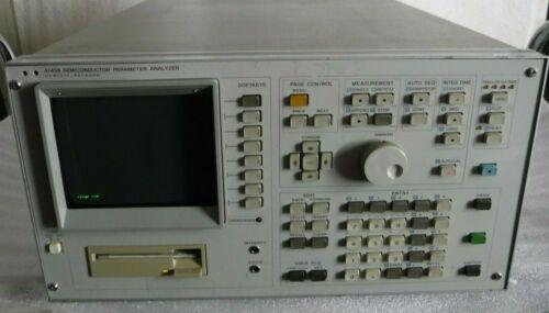 HP SEMICONDUCTOR PARAMETER ANALYZER 4145B