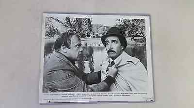 PINK PANTHER STRIKES AGAIN- HERBERT LOM & PETER SELLERS BLACK & WHITE PHOTO
