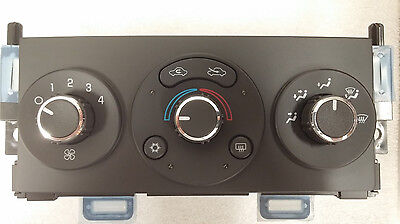 Pontiac G6 manual heat and AC air climate control unit. Brand new!! 2005-2009*
