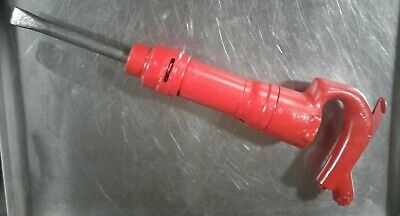 Chicago Pneumatic Tool No. 2 Simplate Valve Chipping Hammer Demolition Tool