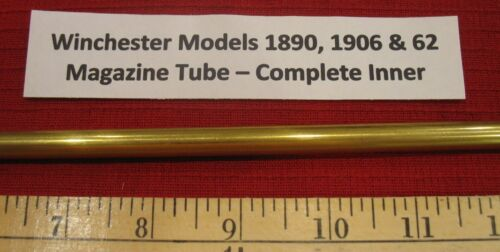 Winchester 1890 & 1906, 62 & 62A Inner Magazine Tube Replacement Win Part 4962A