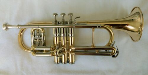 """Pro 1941 Conn 38A Victor """"Special"""" Cornet, Outstanding Condition w/Protec Case"""