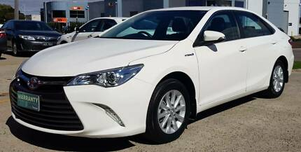 2015 Toyota Camry Hybrid Altise Tullamarine Hume Area Preview