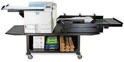 New Drums Etc Xante Impressia Digital Multi-media Press Printer Envelope Feeder