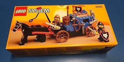 Lego vintage castle 6038 wolfpack renegades neuf scellé /new & sealed