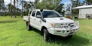 2007 Toyota hilux turbo diesel
