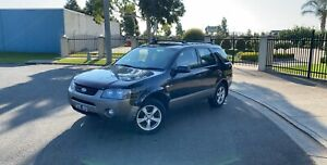 2004 Ford Territory Tx (4x4) 4 Sp Auto Seq Sportshift 4d Wagon
