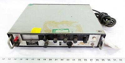 Vintage 1970s Voltmeter Me 202cu U.s. Army Military Usaf Aul Instruments