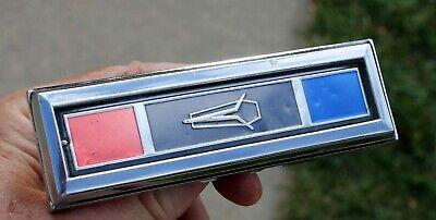 1967 Plymouth GTX FRONT Fender Emblem MOPAR GENUINE OEM BRAND NEW