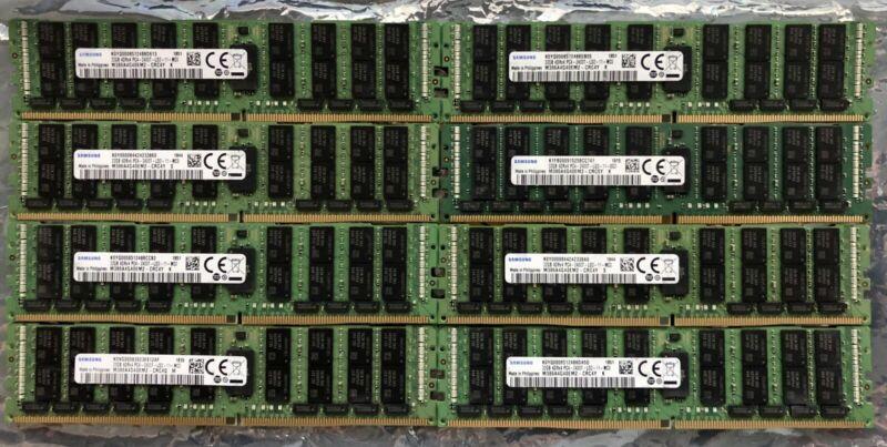 SAMSUNG 32GB 4DRX4 PC4-2400T MEMORY MODULE (1x32GB)