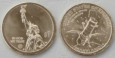 USA American Innovation Dollar - Maryland 2020 P unz.