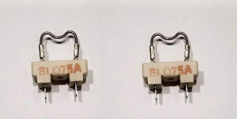 2 NEW WARREN TECHNOLOGIES FUSIBLE LINK SL075A