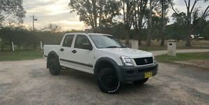 2004 Holden Rodeo 4x2
