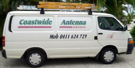 Established Antenna Install Business on the beautiful Sunny Coast Mooloolaba Maroochydore Area Preview