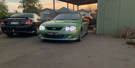 2004 Manual ba xr6 Drouin Baw Baw Area Preview