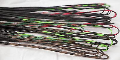 Diamond Razor Edge Bowstring & Cable set by 60X Custom Strings Diamond Razor Edge