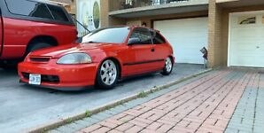 1996 Honda Civic hatchback $6,500 obo