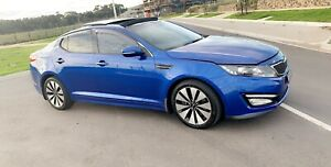 2011 Kia Optima Platinum 6 Sp Automatic 4d Sedan