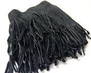 Leather Fringe Trim