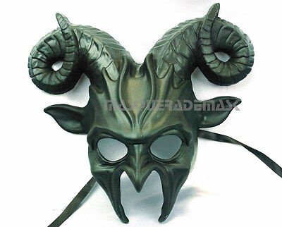 Aries Ram Goat Masquerade Mask Animal Costume Halloween Performance Wall Deco](Halloween Performance)