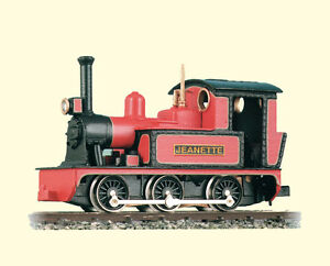 PECO 00-9 Narrow Gauge Railway/Locomotives Kit No:GL-1   0-4-0/0-6-0 Side Tank