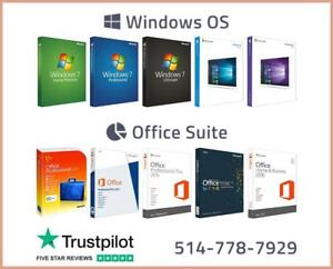 Sale! Microsoft Windows 7, 10 & Microsoft Office 2010, 2013, 2016 - SoftwareGo