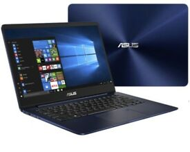 "ASUS ZenBook UX430 14"" Laptop - Dark Blue"