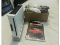 Nintendo wii and game