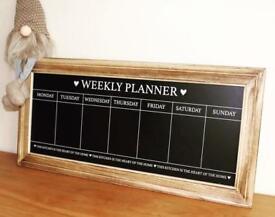 Weekly Planner..♡