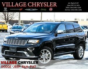 2015 Jeep Grand Cherokee SUMMIT TECHNOLOHY GRP,AIR SUSPENSION,PA