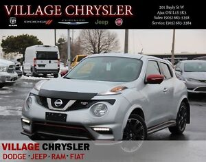 2015 Nissan Juke NISMO RS, AWD, NAVI, BACK UP CAMERA, RECARO SEA