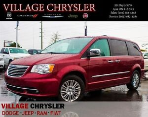 2016 Chrysler Town & Country Limited SafetyTec,Blindspot & Cross