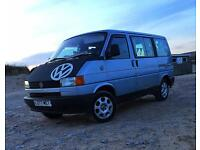 VW T4 Camper, May take px car / bike why