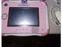 Pink inotab 3s , no stylus hence price!! With charger and games