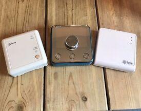 hive boiler controls