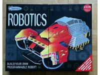 Electronic Robotics - Build a Programmable Robot Model Kit. NEW UNOPENED.