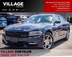 2016 Dodge Charger SXT AWD,Nav, Sunroof, Remote Start , Backup C