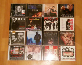 FILM SOUNDTRACK CD COLLECTION