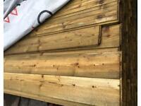 Timber Cladding £4.50
