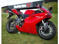 Ducati 1198 not 1098