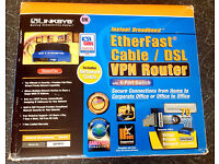 Cisco-Linksys BEFVP41 EtherFast Cable/DSL VPN Router with 4-Port 10/100 Switch