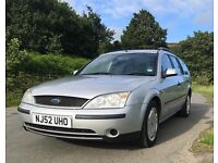 Ford Mondeo Estate TDCI Diesel Manual. Superb car - no issues