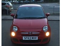 Fiat 500 1.2 S (RED) (13-14) 3dr (start/stop)Excellent condition.