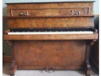 Antique Strohmenger Piano For Sale