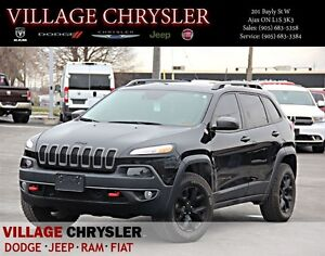 2016 Jeep Cherokee Trailhawk V6 4x4 Safety&Technology Group,pano