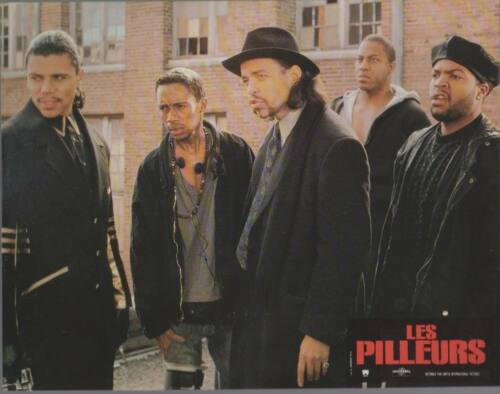 ICE T Walter HILL 12 French Lobby Cards TRESPASS