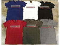 12047c218 Mens & womens T Shirt Gucci Logo short sleeve Four collors availableM,L,XL