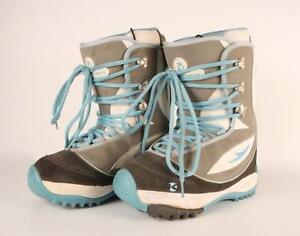 Paire de bottes KEMPER pour planche à neige (A006846)