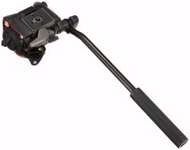 Manfrotto XPRO Fluid Panning Tilt Head with Fluidity Selector
